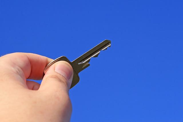 klíček