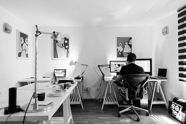 Na svém webu musíte tvrdě pracovat